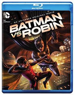 Blu-ray : - Batman Vs Robin (with Dvd, Full Frame, Ult...