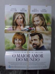Poster O Maior Amor Do Mundo - Frete: 8,00