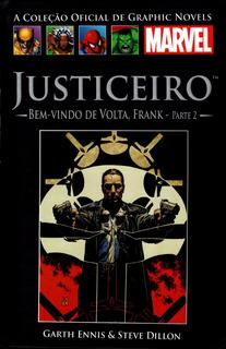 Hq Justiceiro Bem-vindo De Volta, Frank Parte 2 - Salvat
