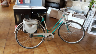 Bicicleta De Coleccion Orignal Marca Allegro Año 1954