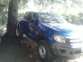 Ford Ranger Safety 4x4 Azul Dic.2015. Km 8500