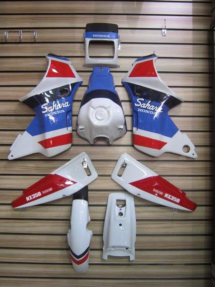Kit Pintura Honda Sahara Varias Cores - Tanque,carenagens...