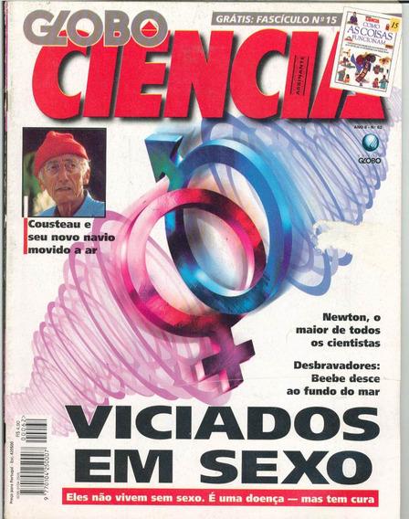 Globo Ciencia - Setembro/1996