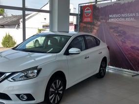 Nuevo Nissan Sentra Exclusive Cvt 4 Puertas 2018 0km
