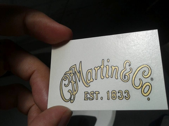 Decal Waterslide Martin Ouro Frete 15,00