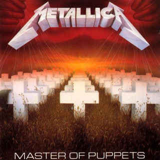 Lp Metallica Master Of Puppets Usa