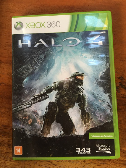 Jogo Xbox 360 Halo 4