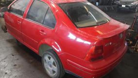 Desarmo/ Partes Volkswagen Jetta 4p Europa 5vel A/a 2003