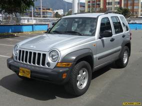 Jeep Liberty Sport 2800cc 4x4 Td