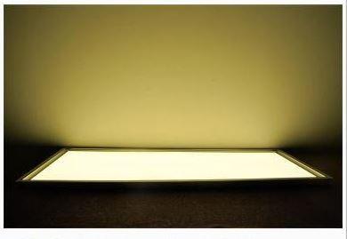 Painel Led 120x30 Cm Plafon Branco Quente 48w 4800lm