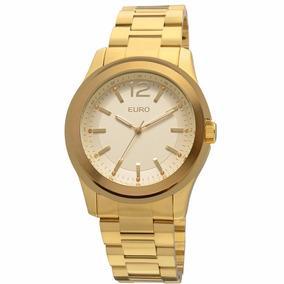 Relógio Feminino Euro - Eu2035lqo/4d