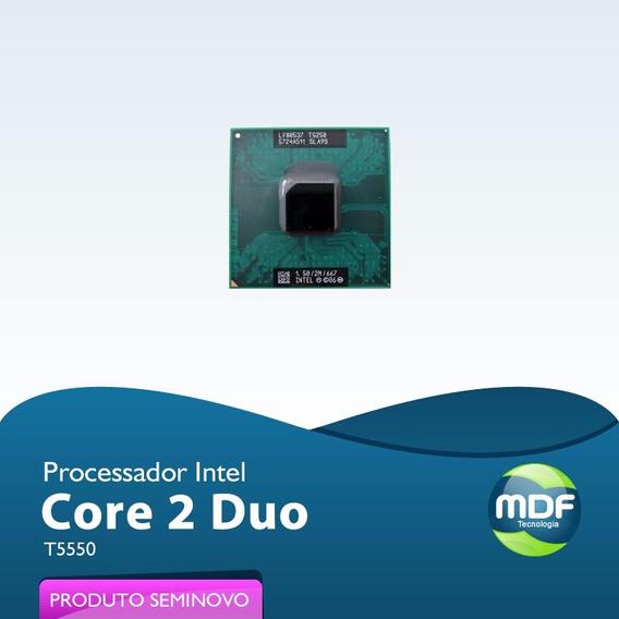 Processador Intel Core 2 Duo T5550 1.836ghz - 303