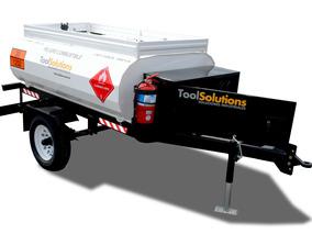 Tanque Cisterna, Acoplado Tanque Cisterna Combustible
