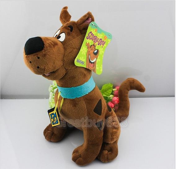 Scooby Doo Do Salsicha - Pelúcia Com **30cm Pronta Entrega**