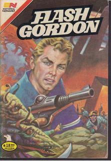 Cómic Original Flash Gordon #217/17 - 1982 Editorial Editel
