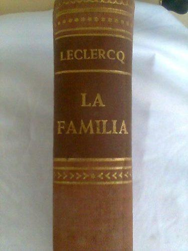 Leclercq Jacques-la Familia-herder .tapadura.10americanos.