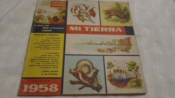 Álbum Figurinhas Mi Tierra En Imagenes 1958 - Completo