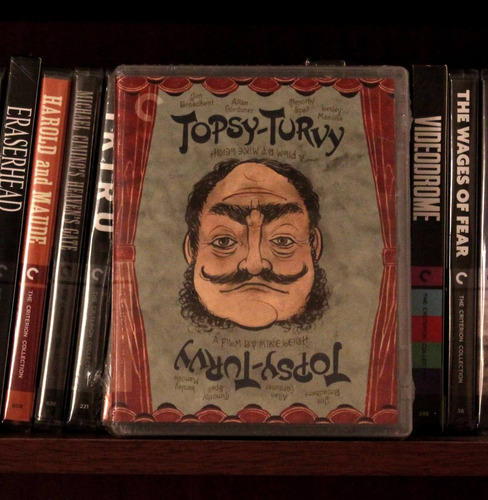 Criterion - Topsy-turvy (bluray) - Mike Leigh