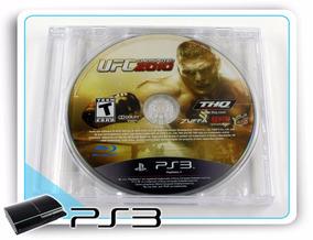 Ufc Undisputed 2010 Original Playstation 3 Ps3