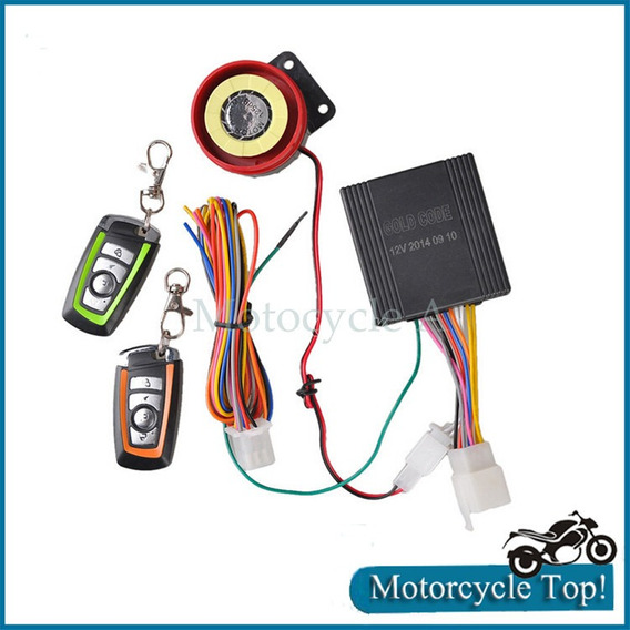 Alarme Moto Controle Universal Okazaki