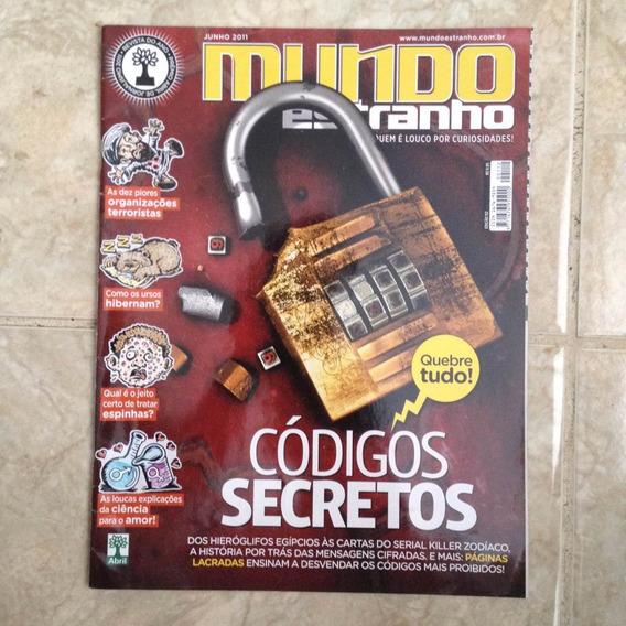 Revista Mundo Estranho Ed112 Códigos Secretos Killer Zodíaco