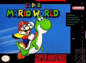 Super Mario Wolrd Original