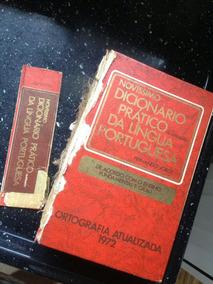 Antigo Dicionario Da Língua Portuguesa De 1972