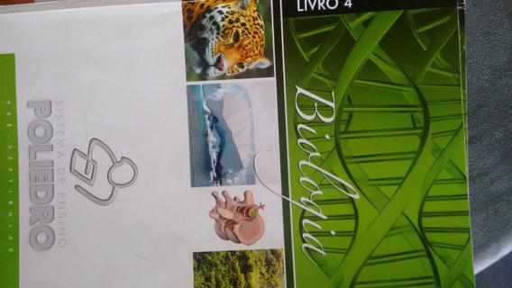 Livros Poliedro Material Pré Vestibular