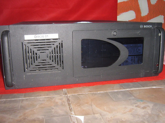 Dvr Bosch Security Systems Cctv Db18c3100r2 Dibos Micro 1tb