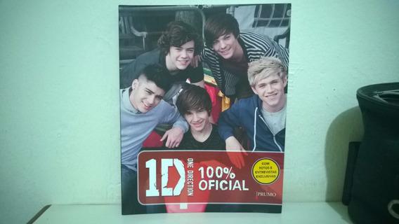 Revista One Direction 1d 100% Oficial