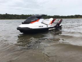 Moto De Agua Seadoo Gti 130 Igual A Nueva!!