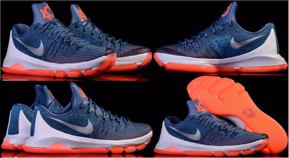 Exclusivos Tenis Nike Kd Basketball Nba Durant Baloncesto