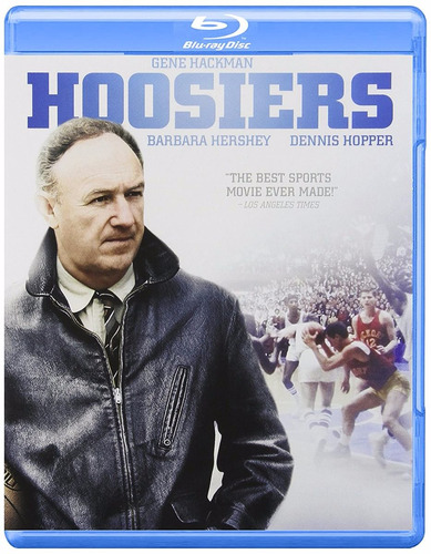 Imagen 1 de 3 de Blu-ray Hoosiers / Ganadores