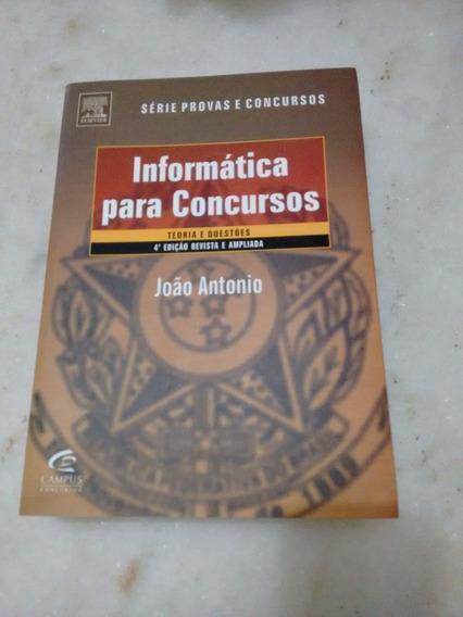 Informática Para Concursos 4ª Edição