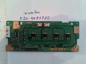 Placa T-com Da Sony Mod.kdl-40ex725