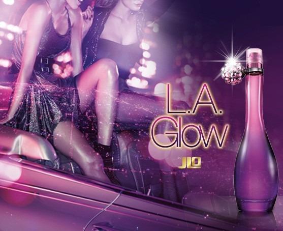 L.a. Glow Feminino Eau De Toilette