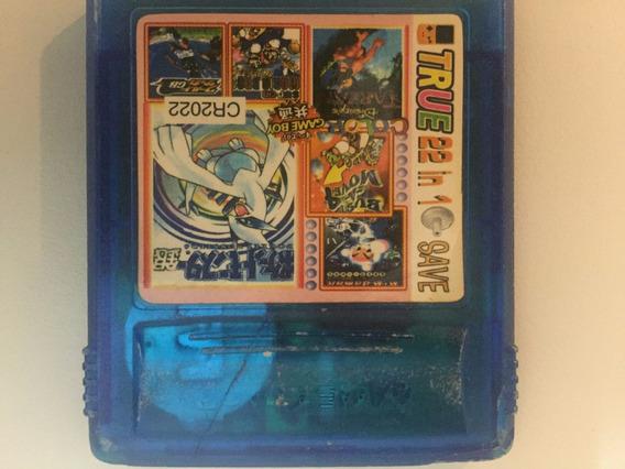 Jogo Game Boy 22 Em 1 Pokemon E Outro