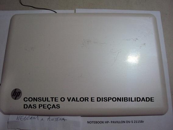 Notebook Hp-dv5-2115br-amd Turion Ii-partes E Peças-consulte