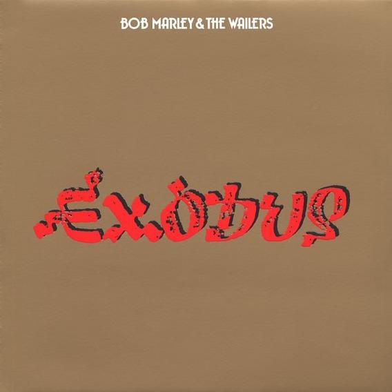 Vinilo Bob Marley & The Wailers Exodus Lp Importado Nuevo