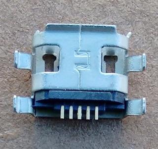 10 Pçs Jack Conector V8 De 5 Pinos Tablet E Celular