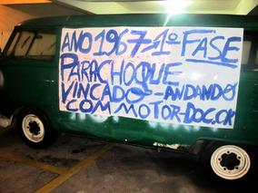 Kombi 1967-parachoque Vincado-com Documentos E Motor.doc.ok