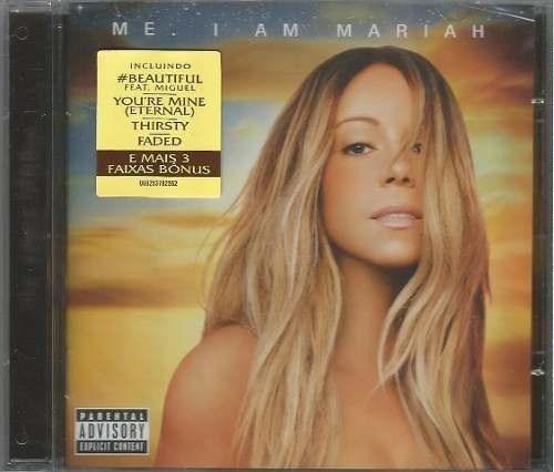 Cd Mariah Carey - Me I Am Mariah (lacrado)