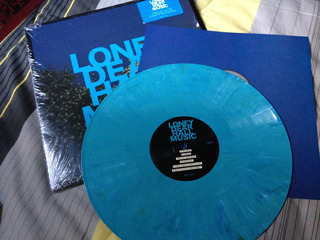 Lp Loney, Dear - Hall Music Vinil Importado
