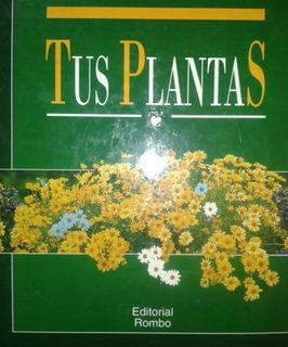 6 Tomos Enciclopedia Tus Plantas / Ed. Rombo