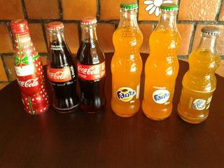 Coca Cola Refrigerantes Lacrados 200 E 250 Ml
