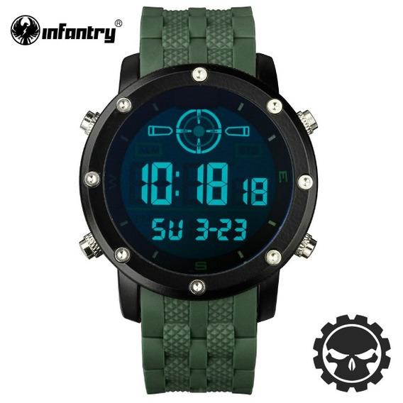 Reloj Militar Infantry - If 068