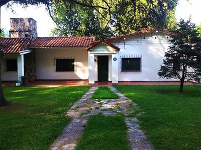 Casa Quinta - Muy Buen Estado - Francisco Alvarez - Moreno