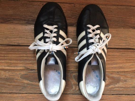 Zapatillas adidas Azul Oscuras T36