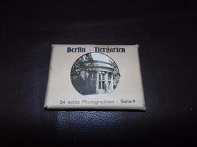 Fotografia Fotos Antigas Embalagem Original - Berlin