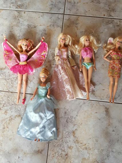 Lote De Barbies Lindas